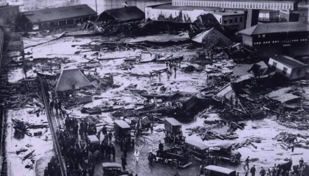 3 факта о том, как жители Лондона утонули в пиве