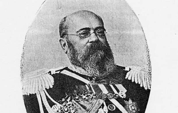 Генерал Александр Комаров