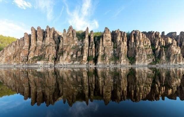 7 потрясающих диких мест России, над созданием которых природа особенно постаралась
