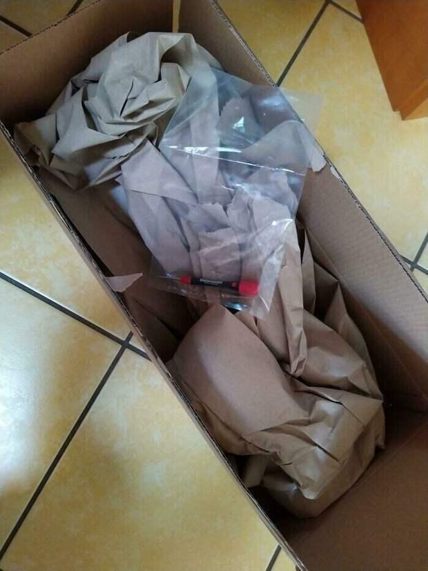 Товар и упаковка