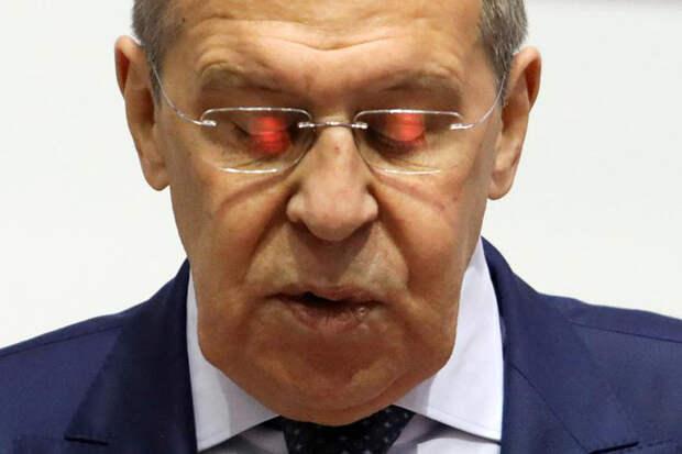 О голом месте Сергея Лаврова