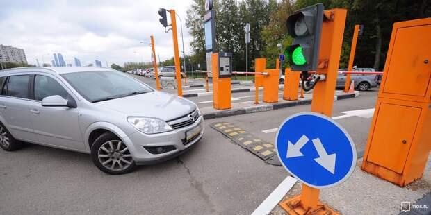 Четыре перехватывающие парковки планируют обустроить рядом с метро «Алтуфьево»