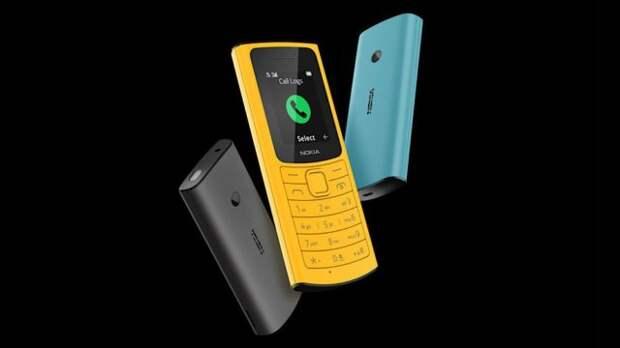 Nokia выпустила приятные кнопочные телефоны. Они поддерживают LTE и неделями работают без зарядки