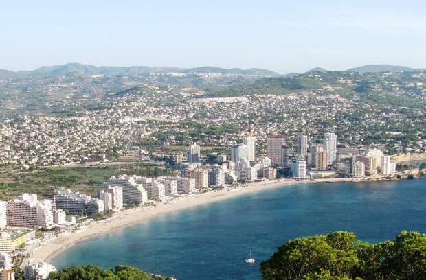 Коста-Бланка королевство белых берегов
