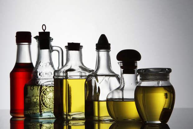 Растительное масло —что это?