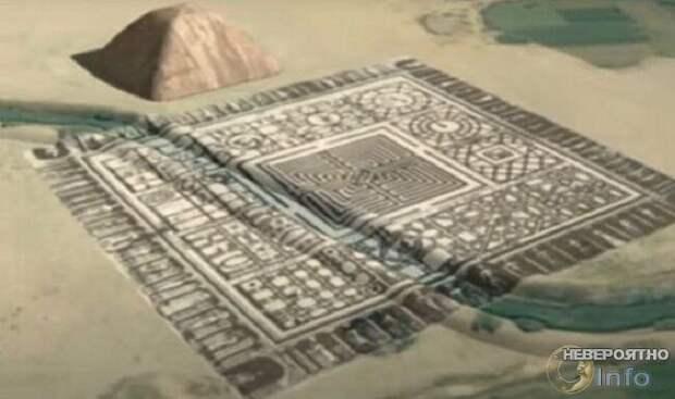 Египет препятствует изучению лабиринта