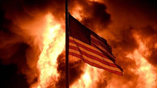 От гражданской войны в США ждут повторения