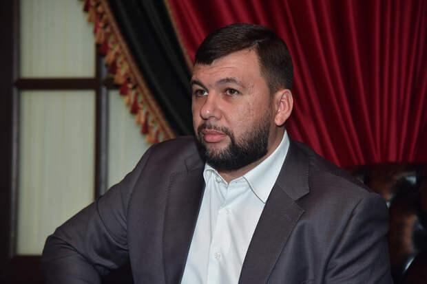 Пушилин мечтает о федеративном округе «ДНР» в составе России