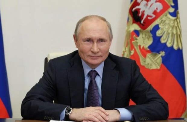 Путин советует не обольщаться сниженим негативной риторики США