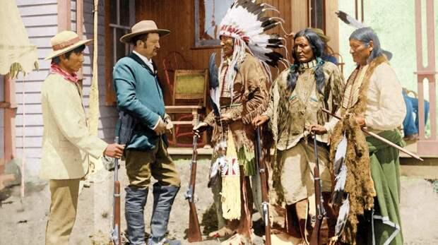 10 жутких фактов, которые докажут, что Дикий Запад на самом деле был диким америка, дикий запад, интересное, факты