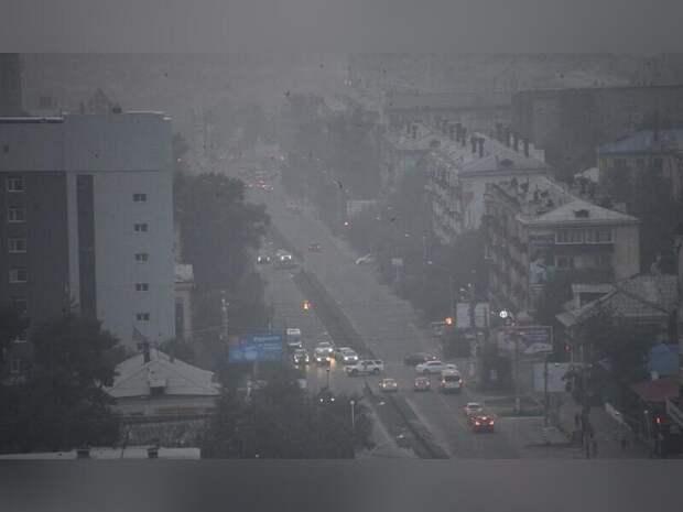 Неблагоприятные метеоусловия ожидаются на территории Читы