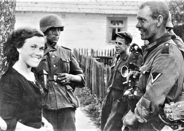 Как Генрих Гиммлер «германизировал» польских женщин
