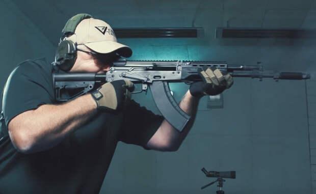 АК-400: новый талисман российского спецназа