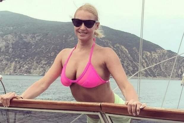 Волочкова опубликовала необычное селфи с президентом (ФОТО)