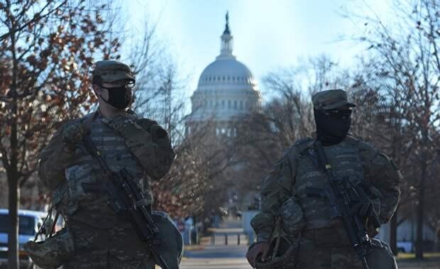 Newsweek (США): в США создали огромную тайную армию