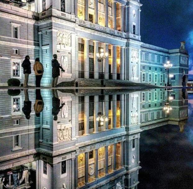 Мир удивительных отражений Гидо Гутьерреса Руиса