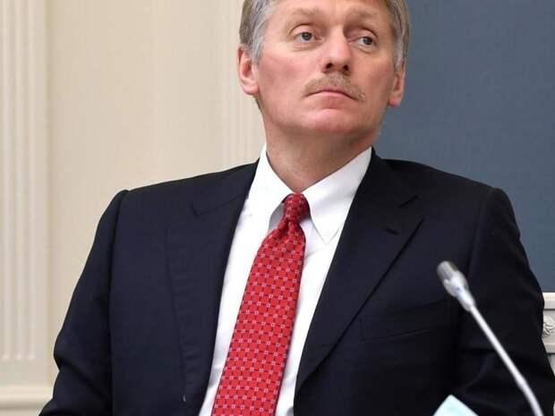 Песков не поверил в высадку людей из самолета из-за губернатора Осипова