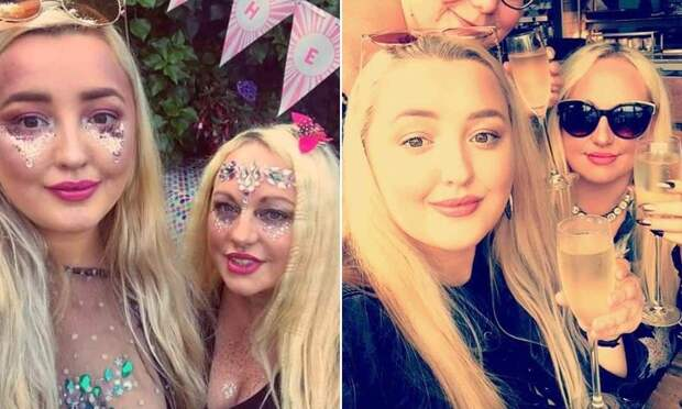 Дочки-матери: 41-летняя британка тусуется в клубах вместе с дочерью и ее друзьями