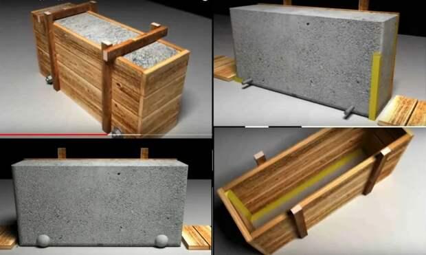 Почему оставляли выступы на блоках полигональной кладки?