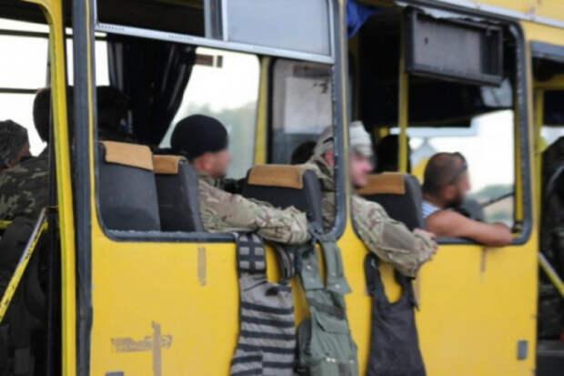 В Винницкой области водителя маршрутки поставили на колени за жестокое избиение ветерана АТО
