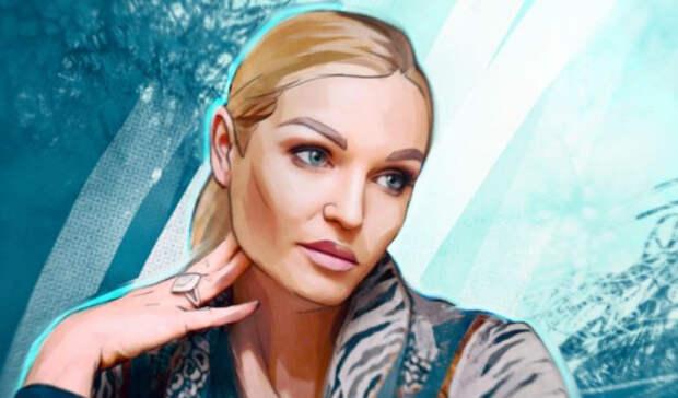 Балерина Волочкова объяснила, почему резко сбросила вес