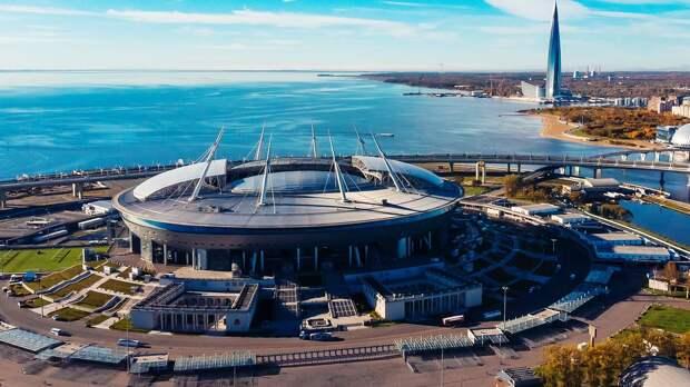 Домашняя арена «Зенита» — самый посещаемый стадион Европы в текущем сезоне