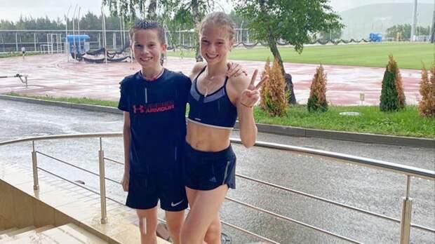 Трусова пробежала кросс под дождем насборе вКисловодске