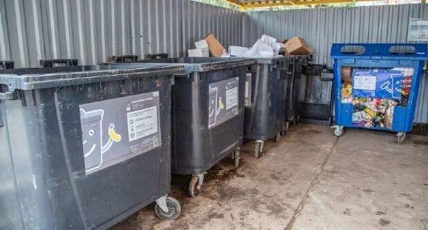 Территории-лидеры по вывозу мусора названы в Подмосковье