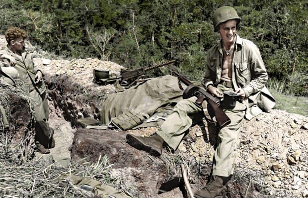 Почему в 1941 году в армии США призывники-дальтоники стали на вес золота