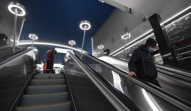 Перекрытий радиальных линий московского метро для строительства БКЛ до конца года не будет