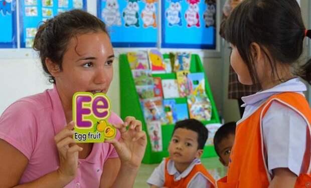 Туристка прожила год в глухой таиландской провинции и рассказала, как работала учителем