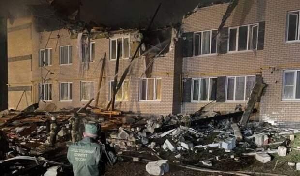 Ребенок погиб при взрыве газа в Нижегородской области