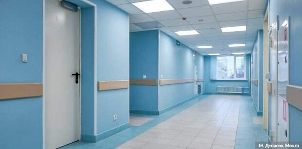 Частную клинику в ЮВАО закрыли за нарушения мер профилактики COVID-19. Фото: М.Денисов, mos.ru