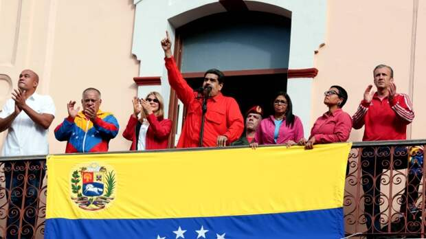 Как Порошенко послал Госдеп, поддержал Мадуро и помог Донбассу