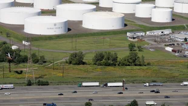 Bloomberg предупредил о риске сбоя поставок топлива в США из-за хакеров