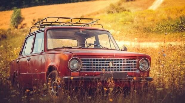 Советский ВАЗ-2101 «Копейка» выставили на продажу в ФРГ за 16 тысяч евро