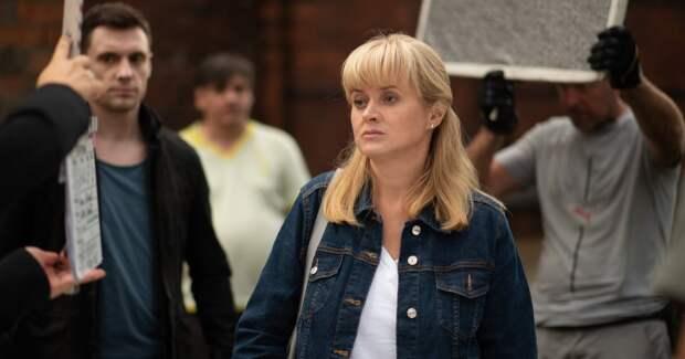 Анна Михалкова играет многодетную мать в сериале: первые кадры