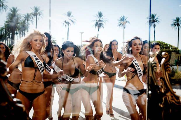 Закулисье конкурсов красоты