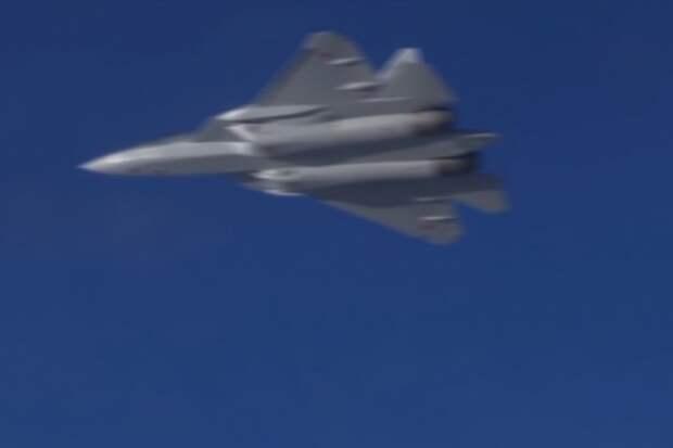 РОССИЙСКИЙ СУ-57 УСТРОИЛ В СИРИИ ОХОТУ И ПОГОНЮ ЗА F-35...