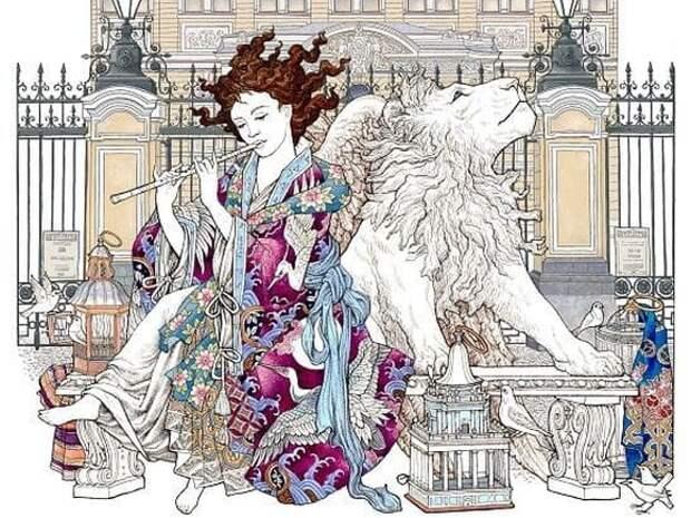 Петербургская академическая капелла приглашает в «Город Ангела и Льва»