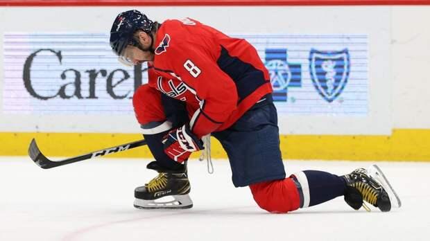 Овечкин забросил 728-ю шайбу в карьере. До 5-го места в списке лучших снайперов НХЛ осталось 3 гола
