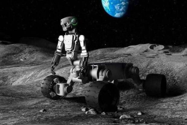 Из-за санкций вместо робота Фёди на Луну полетит робот Марфа