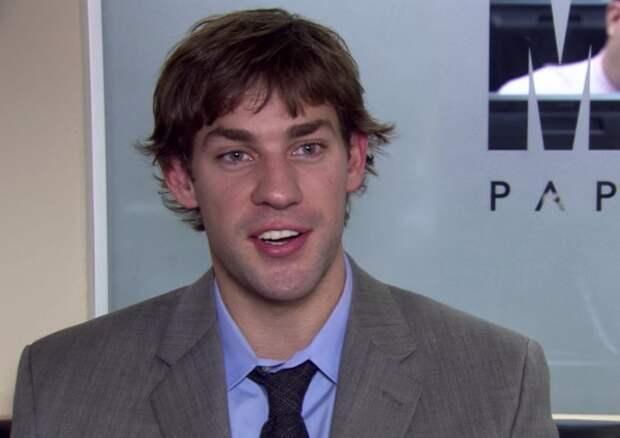 Оказывается, Джим из «Офиса» носил парик. Никто ничего не заметил