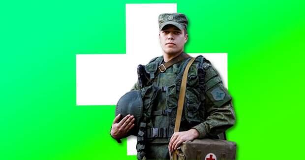⚕️ 5 анонимных цитат военного врача о его работе в армии
