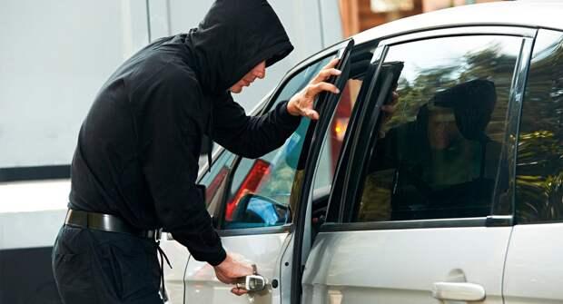 Названы самые угоняемые авто в России за девять месяцев