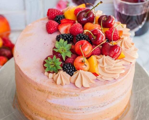 Рецепт торта Алене достался от бабушки/Fotobank