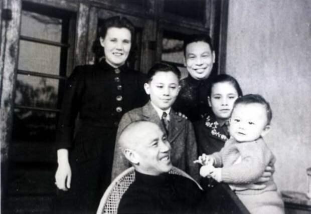 Уроженка Беларуси стала женой президента Тайваня