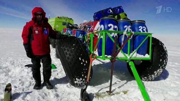 Почему в Антарктиде нельзя справлять нужду и мусорить