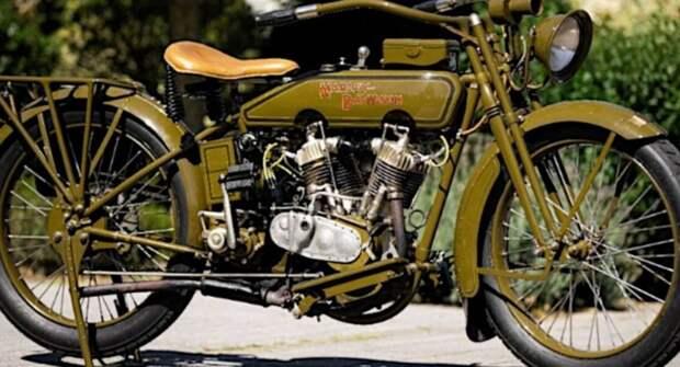 Столетний Harley-Davidson удалось починить благодаря 3D-печати