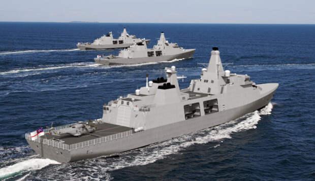 Сразу три боевых корабля НАТО взяли курс на Черное море